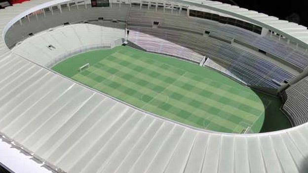 El Garcilaso pasaría a estar dentro de los mejores estadios del Perú. (Captura)