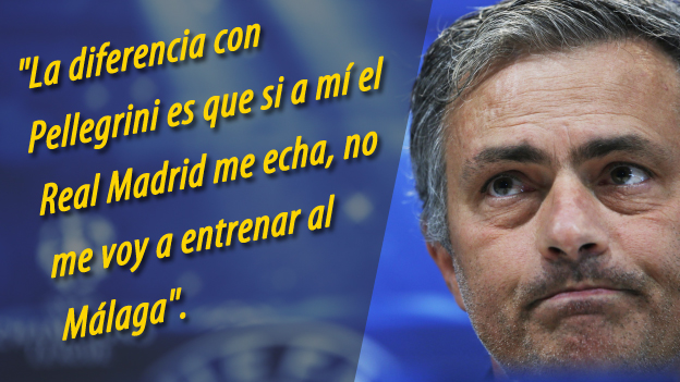 Informe José Mourinho (Parte 6): sus frases más picantes en Real ...