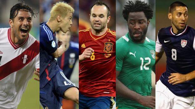 Brasil y Japón son los únicos clasificados al Mundial.