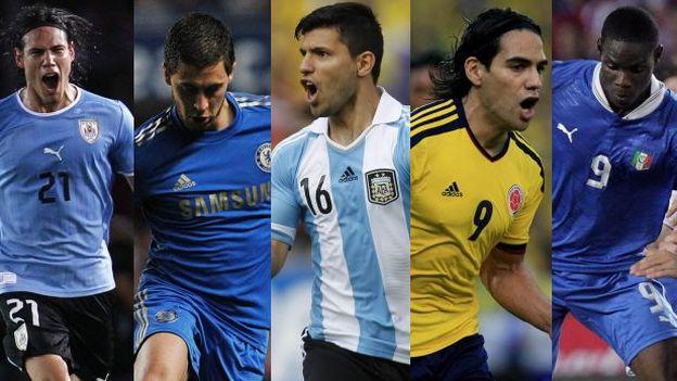 Lionel Messi es el jugador más caro con 256 millones.