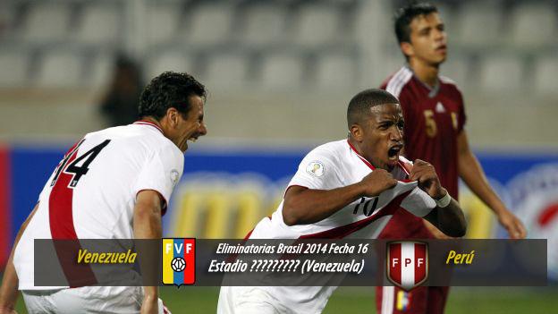 El encuentro en Lima quedó 2-1 con lo dos goles de Jefferson Farfán. (Reuters)
