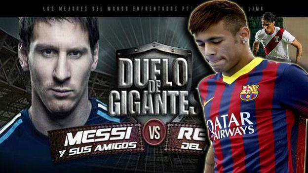 Lionel Messi y Neymar serán la dupla más peligrosa en España. (Internet)