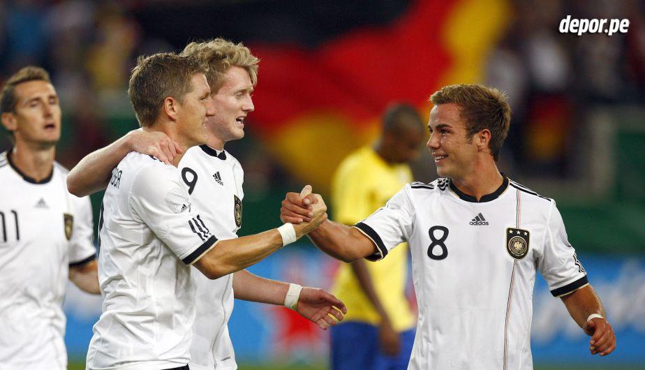 Alemania es el país que más se acerca al poder español. Sus jugadores llegan motivados de los clubes donde juegan.