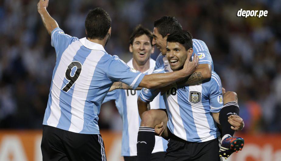 Argentina viene realizando una campaña perfecta en Eliminatorias. Con Lionel Messi son claros candidatos.