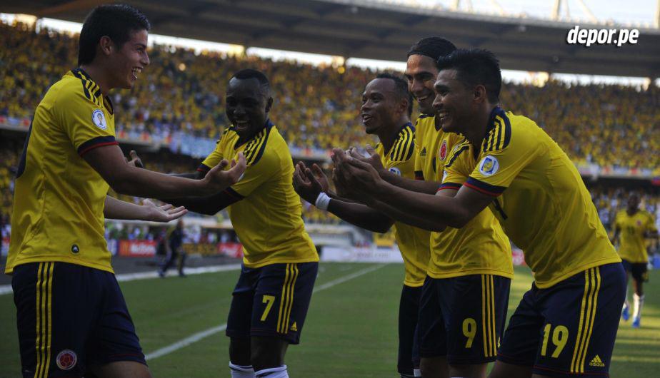 Colombia tiene una gran generación que espera dejar huella en Brasil 2014. Radamel Falcao lidera al equipo cafetero.