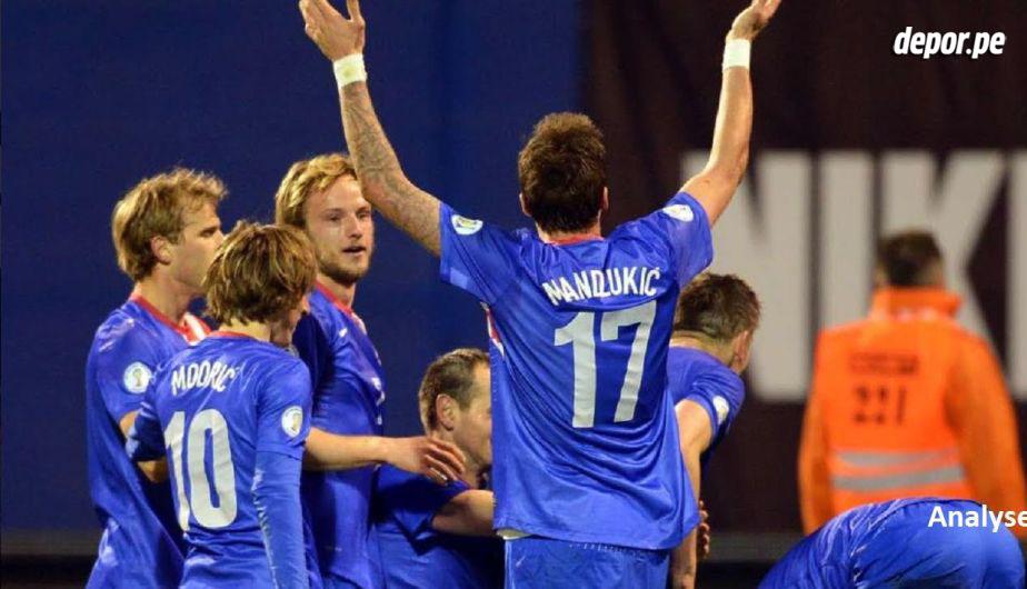 Croacia cuenta con jugadores capaces de hacerle daño a cualquier selección. Luka Modric es el motor de la selección. (Fotos: Agencias)
