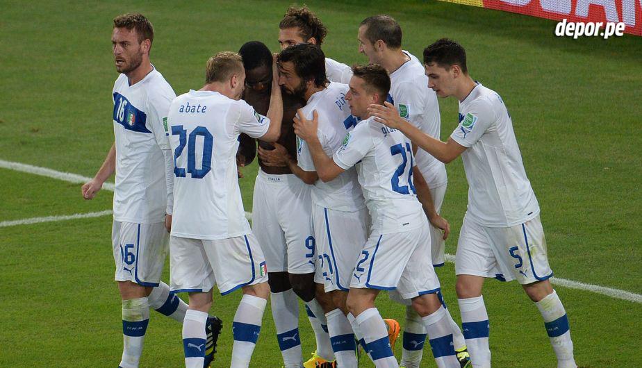 Italia siempre será candidata. Jugó la final en 2006 y viene de ser subcampeón de Europa.