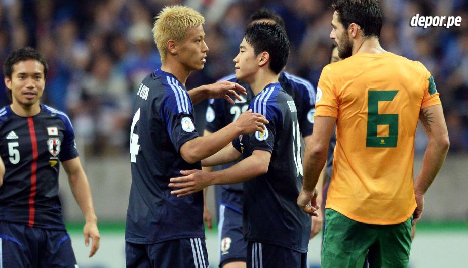 Japón es la gran potencia de Asia y espera en el próximo Mundial dejar una muy buena impresión.