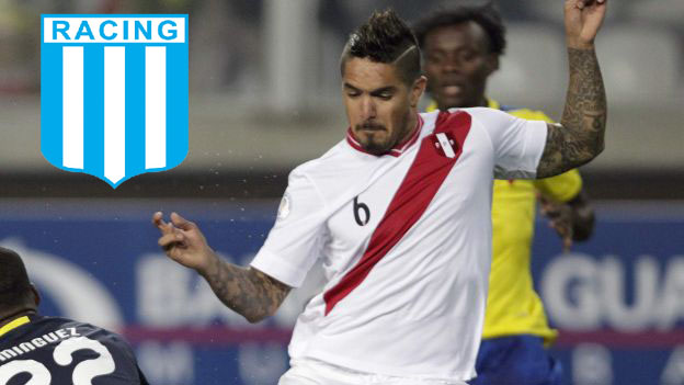 Juan Vargas no continuará en el Genoa. (Reuters)