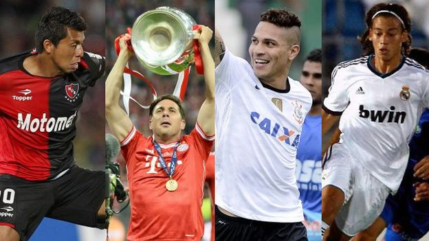Claudio Pizarro ganó 3 títulos en el 2013 con el Bayern Munich.