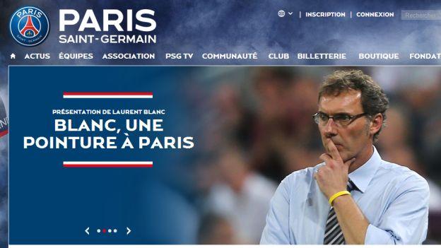 Blanc ganará más de 5 millones por temporada en el PSG. (Captura)