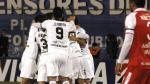 Olimpia venció 2-0 a Santa Fe por la Copa Libertadores