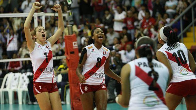 Las 'menores' llegan al mundial como campeonas sudamericanas. (USI)