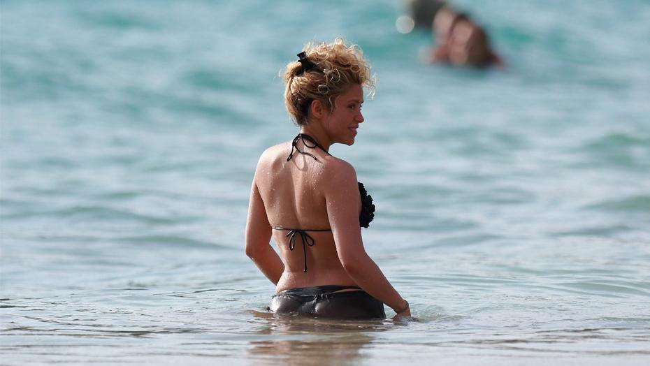 La cantante colombiana mantiene su figura sexy luego del embarazo. (Fuente: Revista 'Semana')
