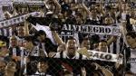 Hinchas de Atlético Mineiro no dejaron dormir al Olimpia (VIDEO)