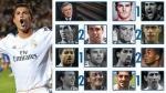 Carlo Ancelotti tiene dos jugadores por posición en el Real Madrid