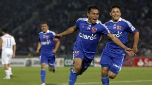 La &#039;U&#039; de Chile perdi&oacute; un solo partido de local en el torneo. (Reuters))