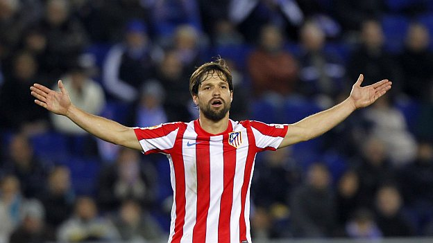 Atltico de Madrid, Diego