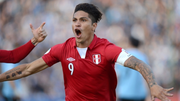 Paolo Guerrero