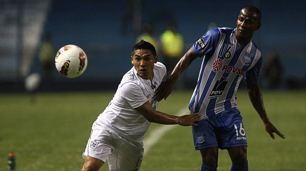 San Martn, Emelec, Copa Sudamericana 2012