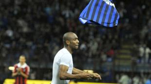 Maicon lleg al Inter en el ao 2006.