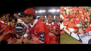 Cienciano fue campen  de la Recopa Sudamericana en el 2004. 