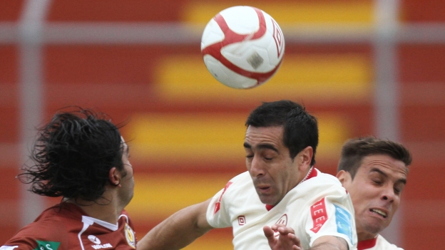 Universitario, Inti Gas, Descentralizado 2012, Copa Movistar 2012