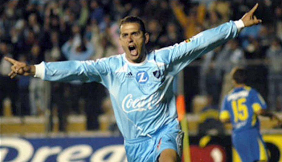 goleadores de la copa sudamericana 2006: