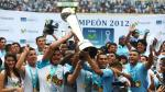 Sporting Cristal sali&oacute; campe&oacute;n despu&eacute;s de 7 a&ntilde;os. (FOTOS: AGENCIAS Y USI)