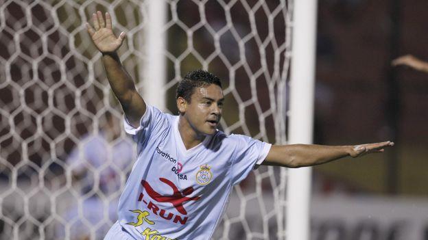 Real Garcilaso, Cerro Porteño, Copa Libertadores 2013