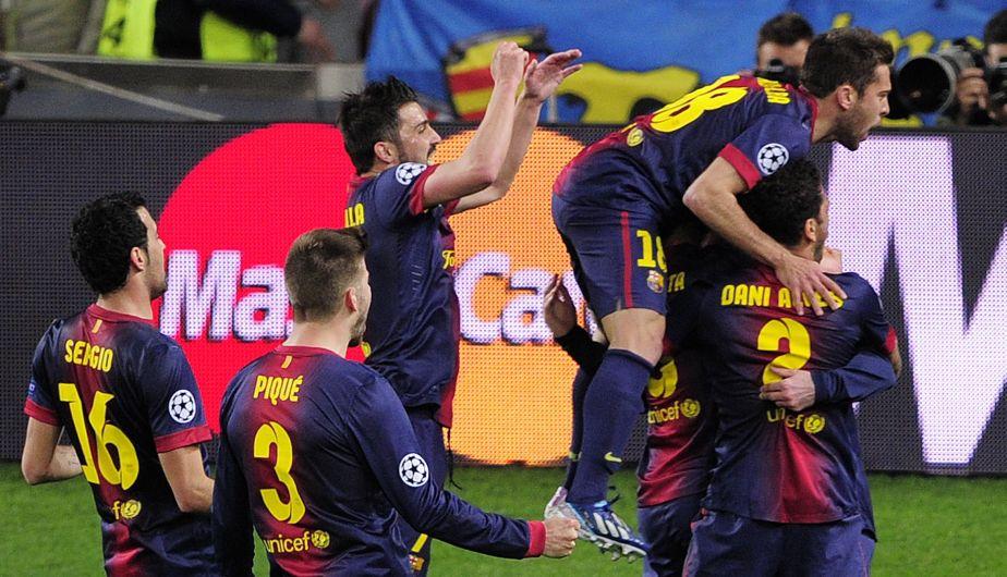 Conoce a los 8 clasificados a los cuartos de final de la - Los italianos barcelona ...