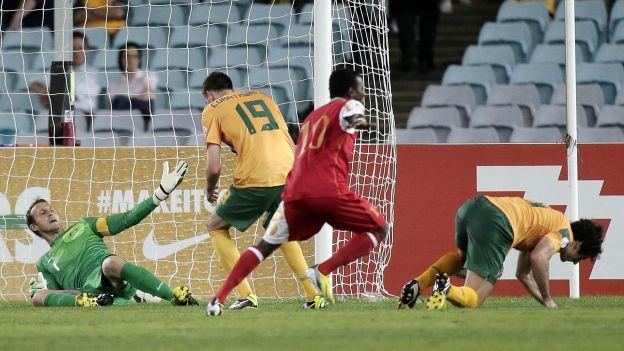 Repechaje Conmebol iria contra Australia o Corea del sur