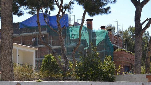Messi compr la casa de sus vecinos para que no lo - Casa de messi en castelldefels ...