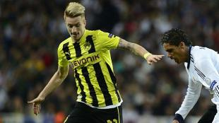 Marco Reus la rompió ante el Real Madrid. (AFP/ YouTube)