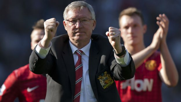 Alex Ferguson gan dos Champions League con el Manchester: 1999 y 2008. (YouTube/ AP)