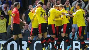 Ahora el Watford espera rival para la final que se disputar en Wembley. (YouTube)