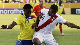Per&uacute; tiene 11 puntos en estas Eliminatorias a Brasil 2014. (AP)