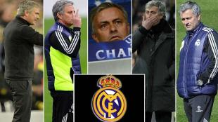 Mourinho lleva ganados tres t&iacute;tulos con el Real Madrid. (Agencias)