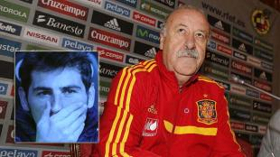 Vicente Del Bosque es el entrenador m&aacute;s exitoso de Espa&ntilde;a. (AFP)
