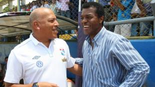 Uribe quiere en algn momento entrenar a Cristal. (Leonardo Fernndez)
