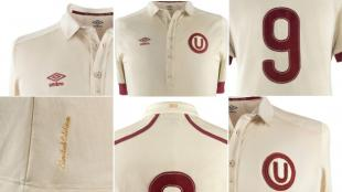 Universitario estrenar su nueva camiseta ante San Martn. (Facebook de Universitario / Canal N)