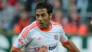Pizarro gan una Copa Intercontinental con el Bayern Munich. (AFP)