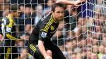 Frank Lampard gan la Champions League en el 2012. (AFP/ YouTube)