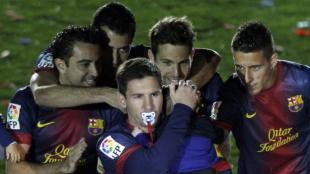 Lionel Messi no jugará hasta el final de la temporada. (Reuters/ YouTube)